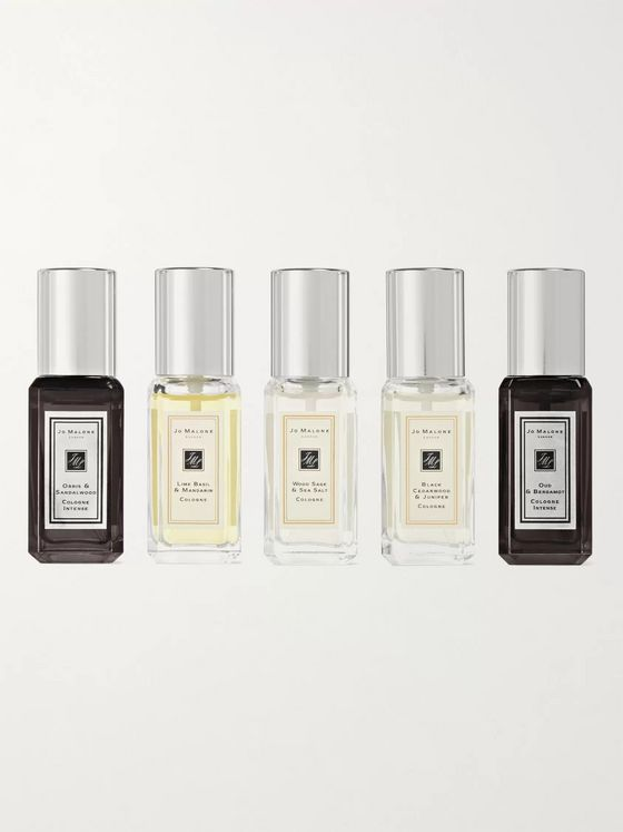 Jo Malone London Men's Cologne Collection, 5 x 9ml