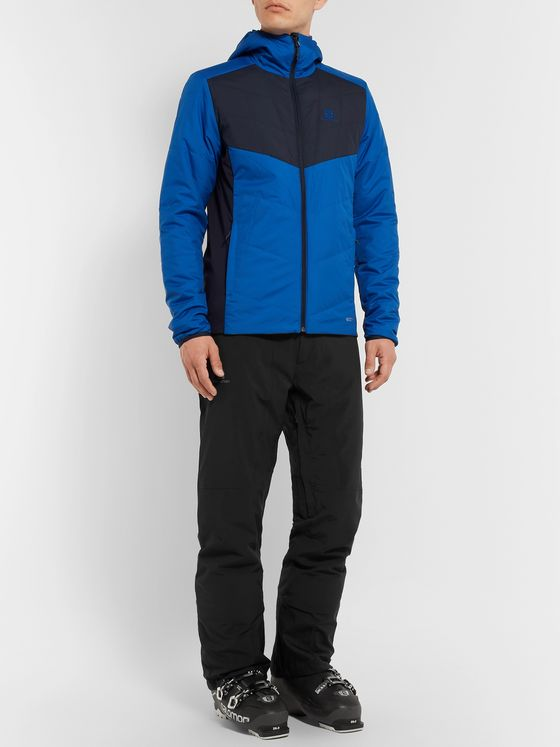 Salomon Icemania Canvas-Trimmed Ski Trousers
