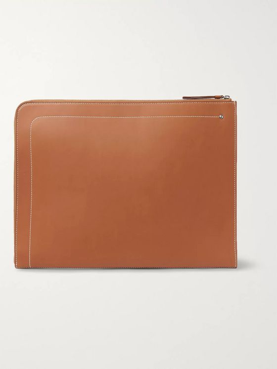 Connolly Hex 1904 Leather Portfolio