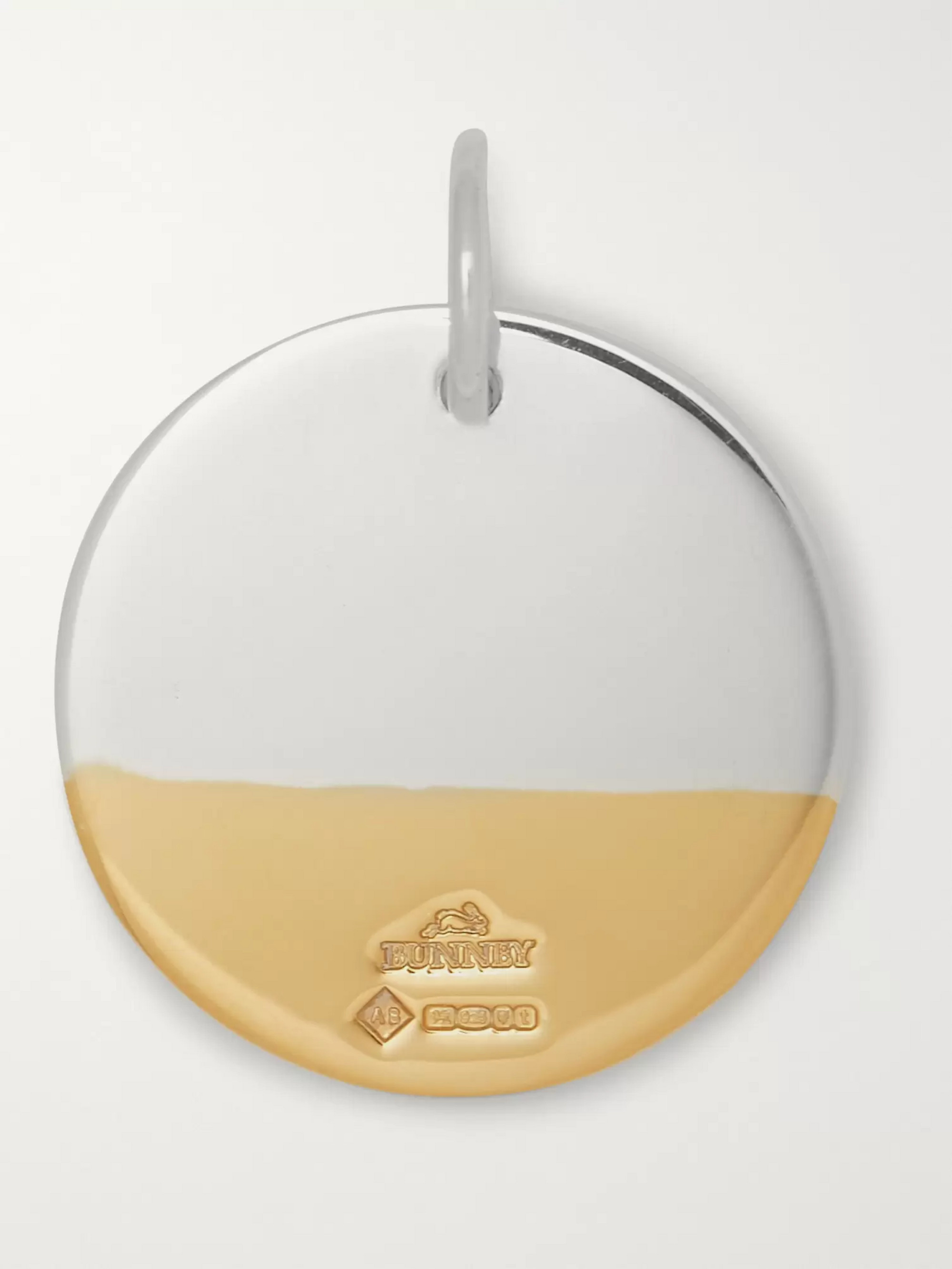 Bunney Gold-Plated Pendant