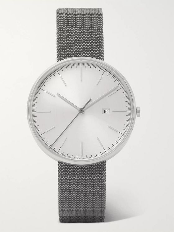 Uniform Wares M40 Stainless Steel Watch