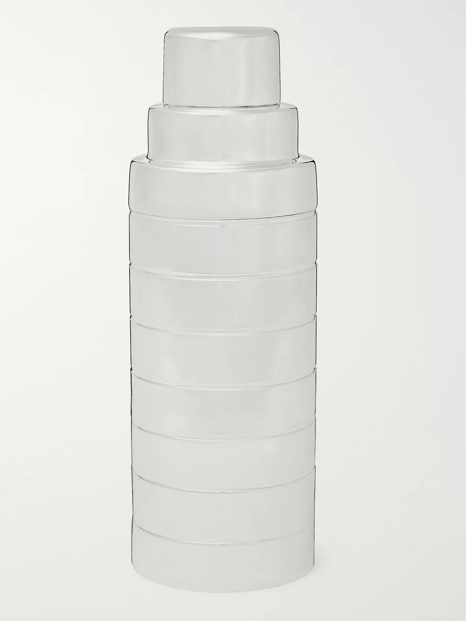 Ralph Lauren Home Montgomery Silver-Tone Cocktail Shaker