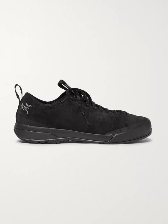 Arc'teryx Acrux SL Suede Hiking Sneakers