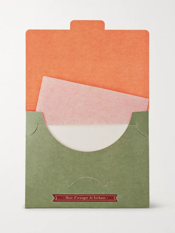 Buly 1803 Orange Blossom Soap Sheets