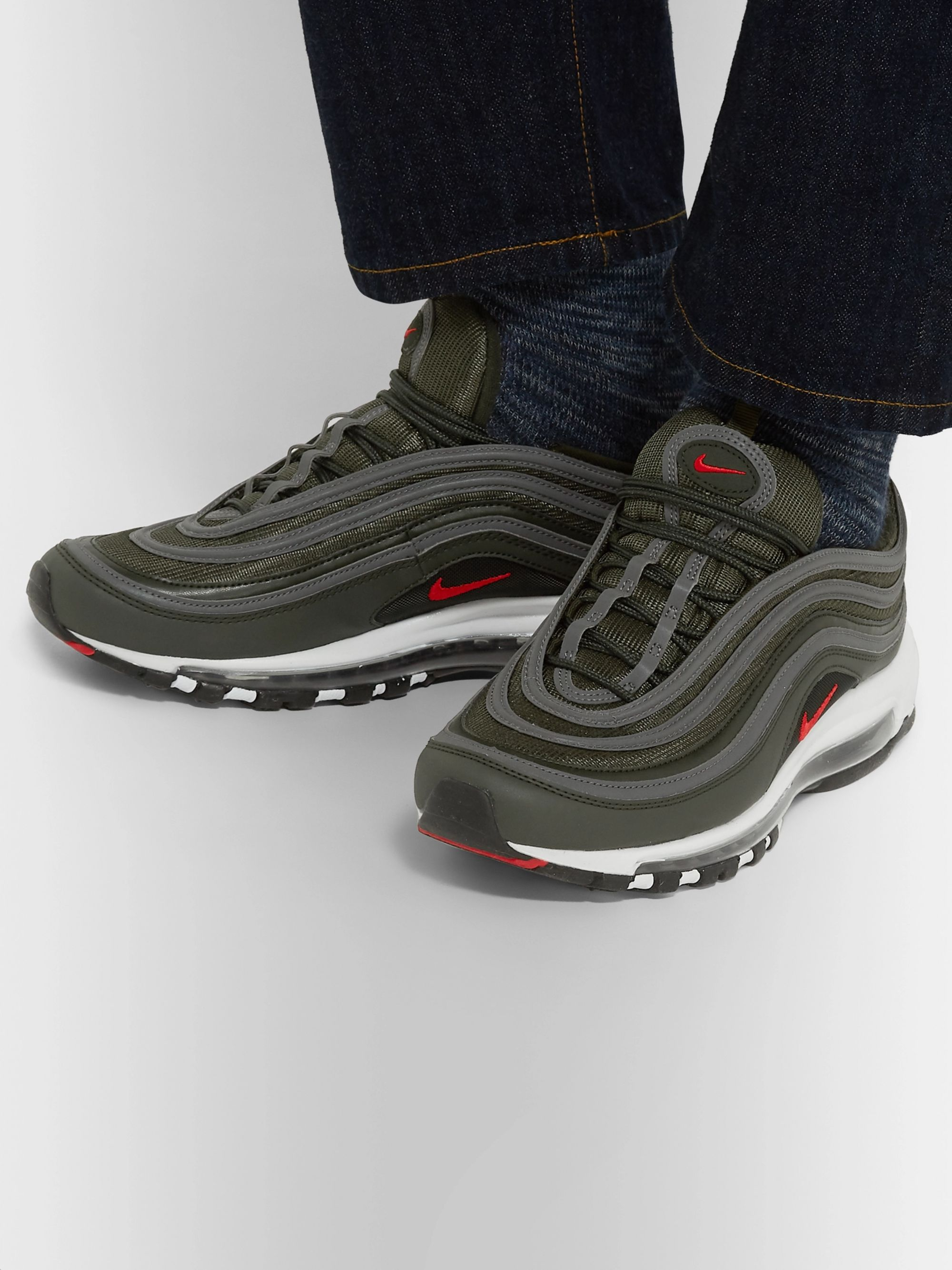 Nike Air Max 97 Cool Grey Baroque Brown Hers Offspring