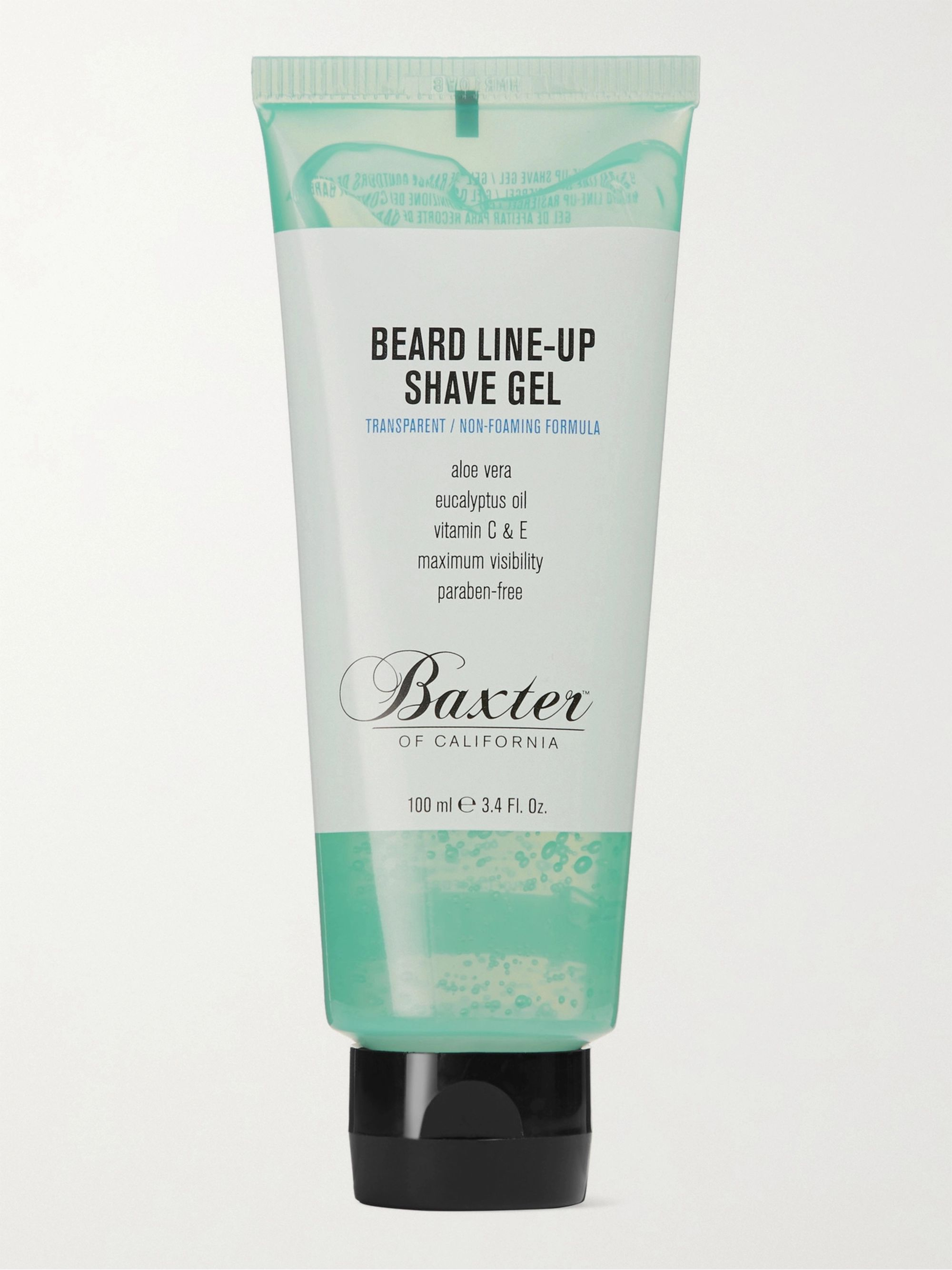 Baxter of California Beard Line-Up Shave Gel, 100ml