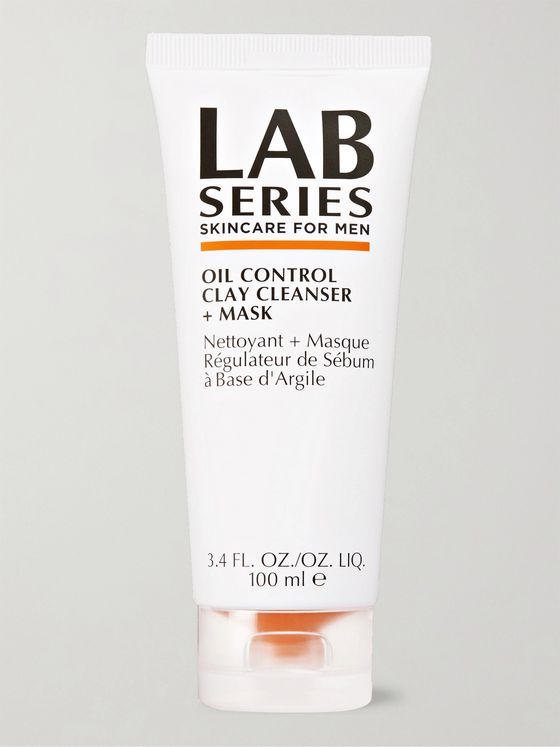 Lab Series Oil Control Clay Cleanser and Mask, 100ml