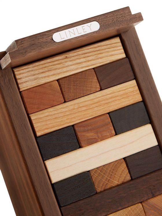 Linley Wood Tumbling Blocks Game