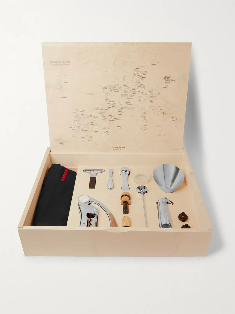 L'Atelier du Vin Oeno Box Connoisseur N°1 Wine Set