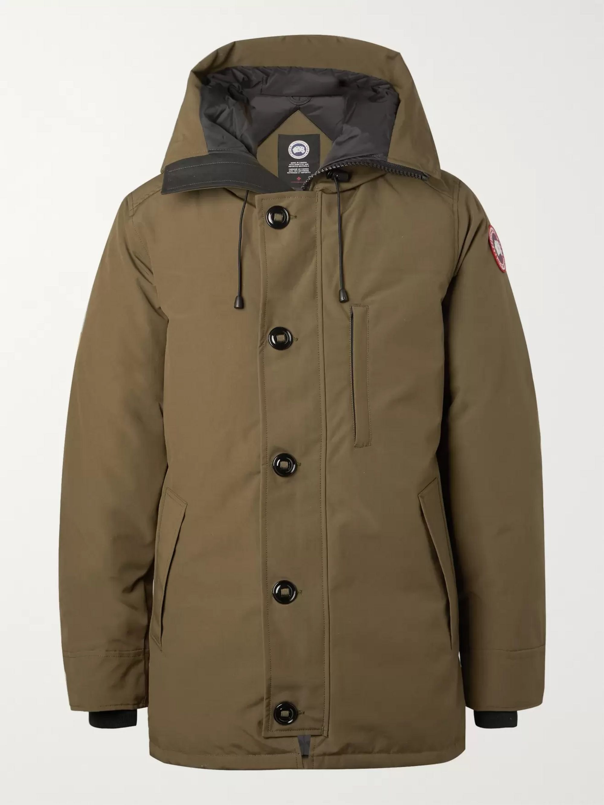 Canada Goose Chateau Shell Hooded Down Parka