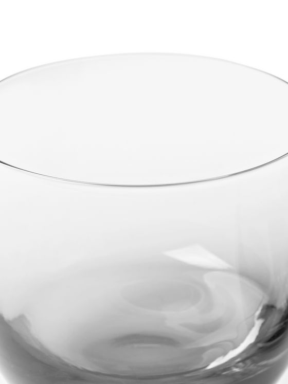 Tom Dixon Tank Set of Two Dégradé Whisky Glasses