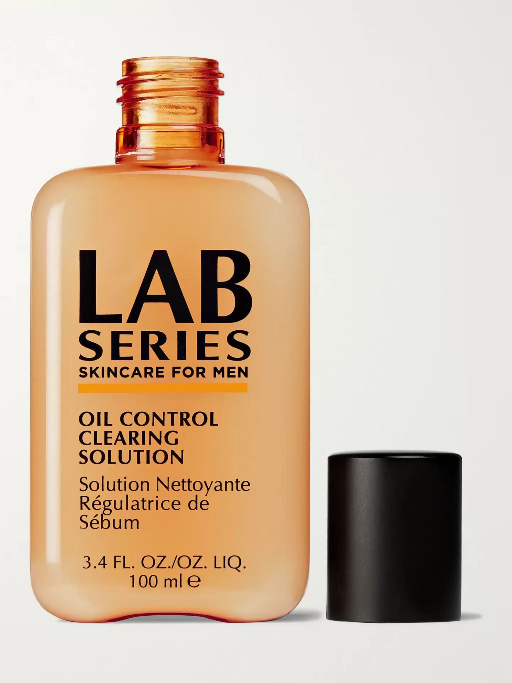 Lab Series Oil Control Clearing Solution, 100ml