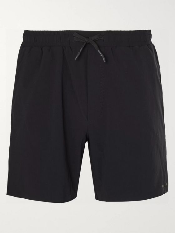 FALKE Ergonomic Sport System Basic Challenger Slim-Fit Stretch-Shell Shorts