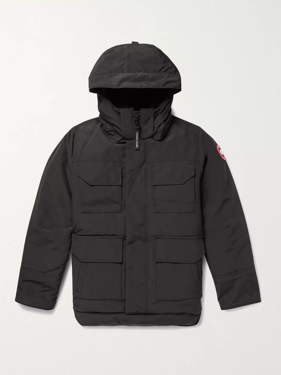 Canada Goose Maitland Shell Hooded Down Parka