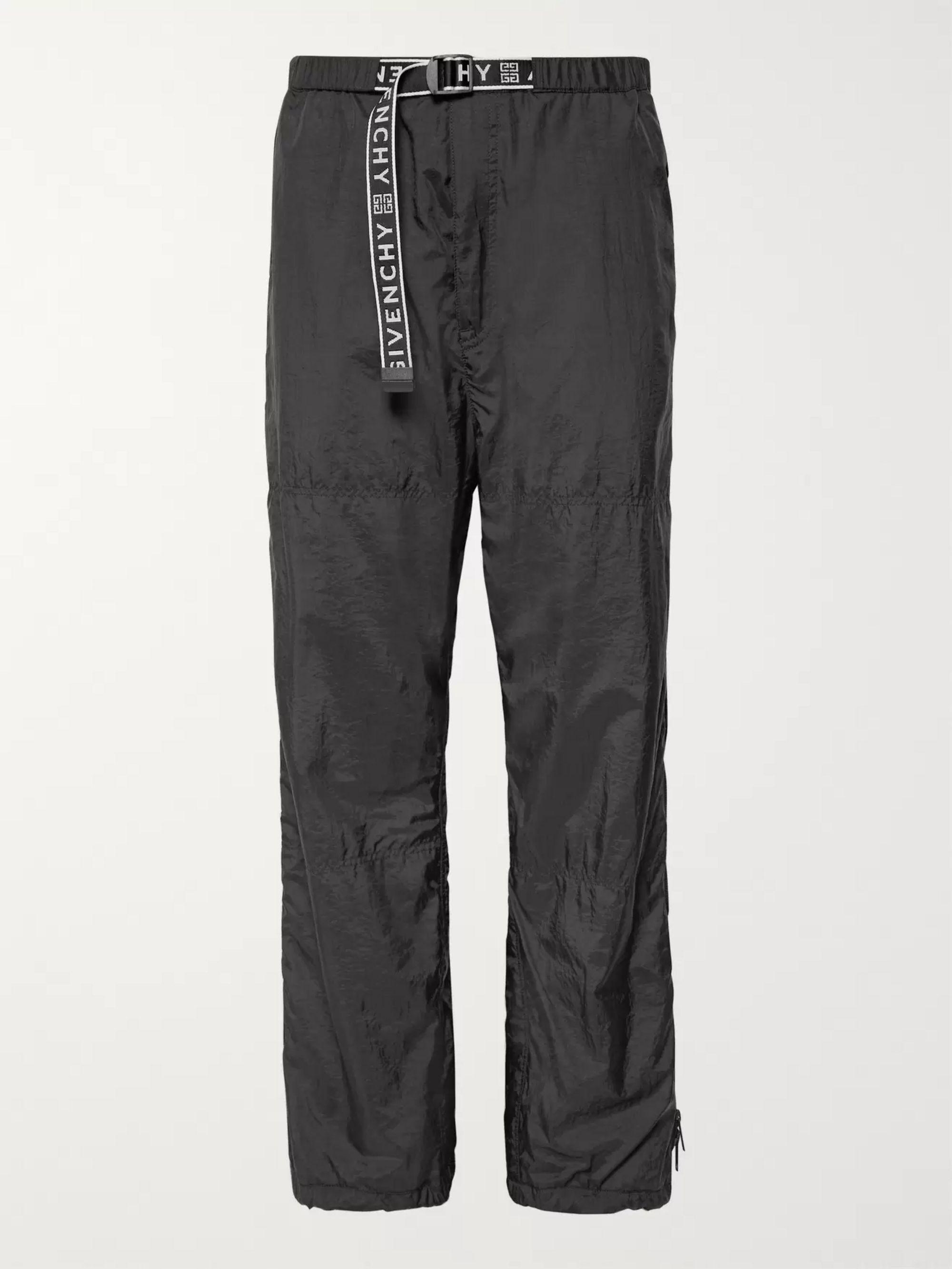 Givenchy Wide-Leg Shell Trousers