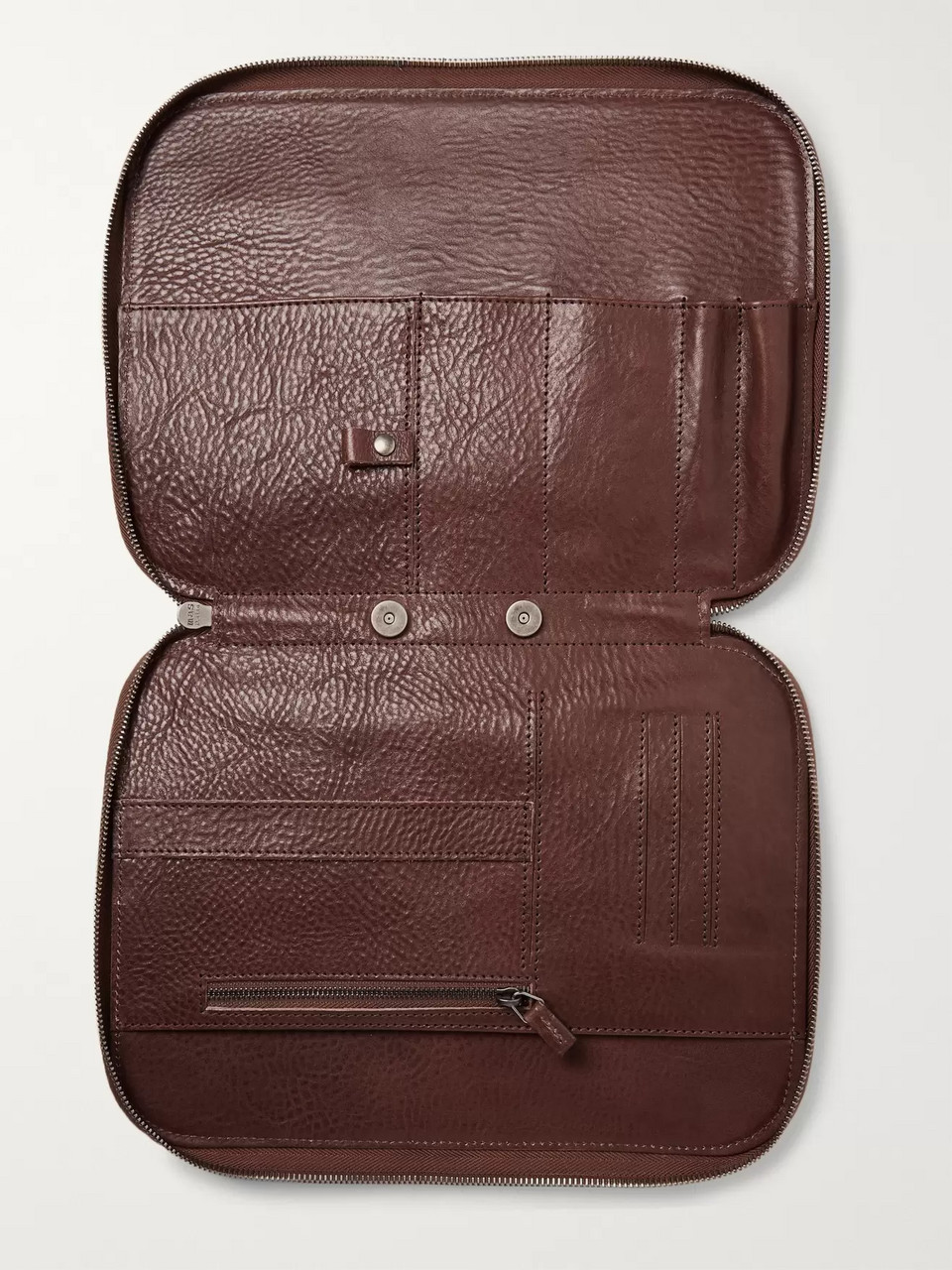 This Is Ground Mod Tablet 5 Leather Pouch
