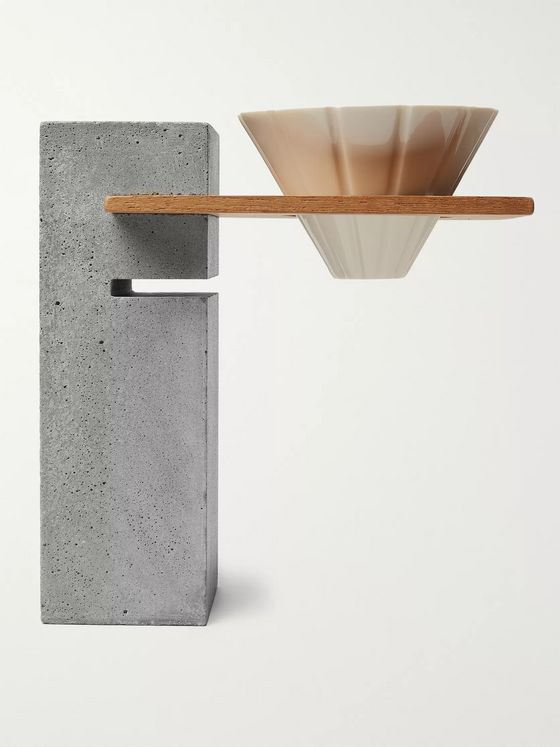bi.du.haev Basi Pour-Over Coffee Stand