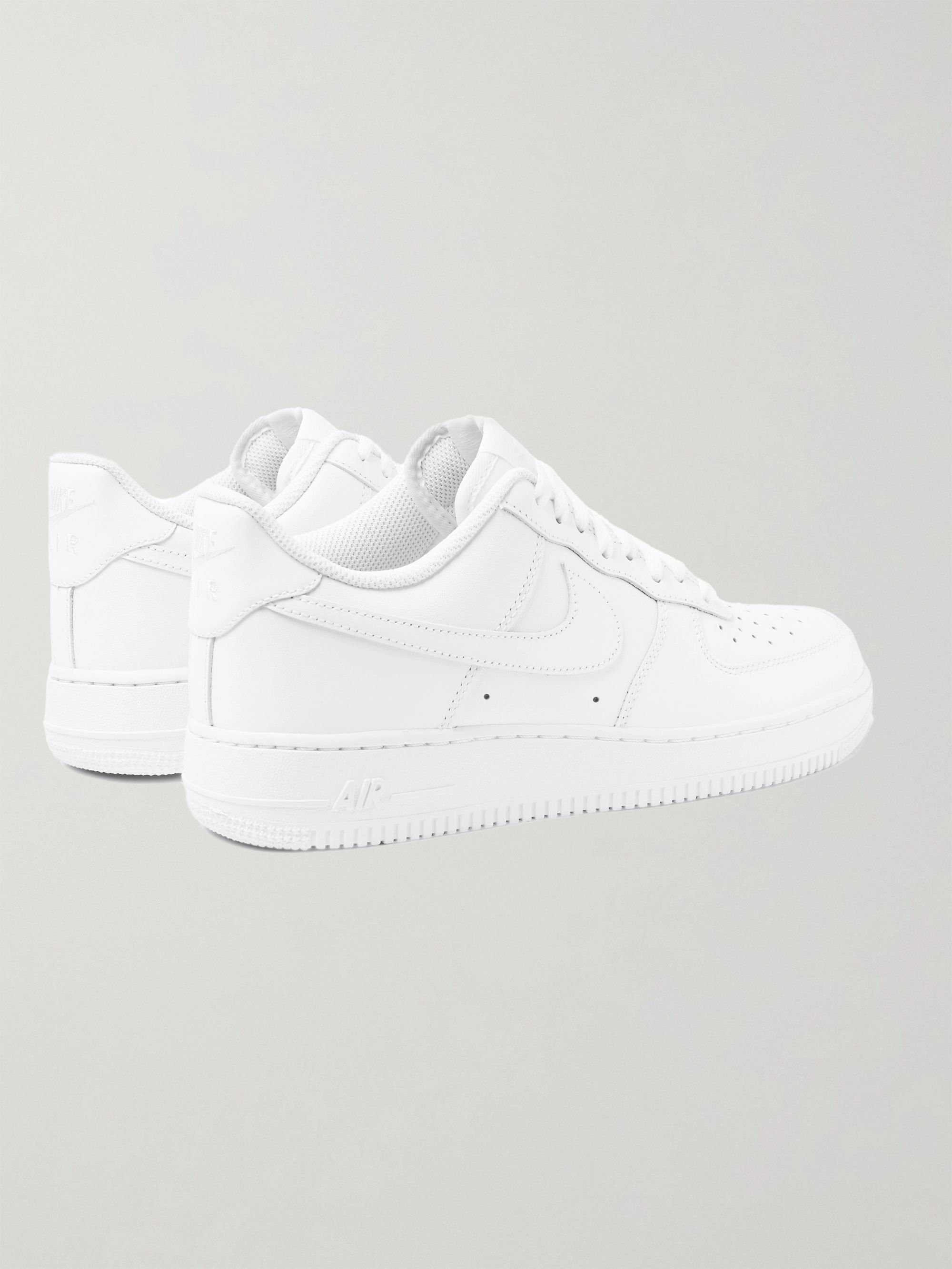 Nike Air Force 1 Low John Elliott White Size 10.5 NWT