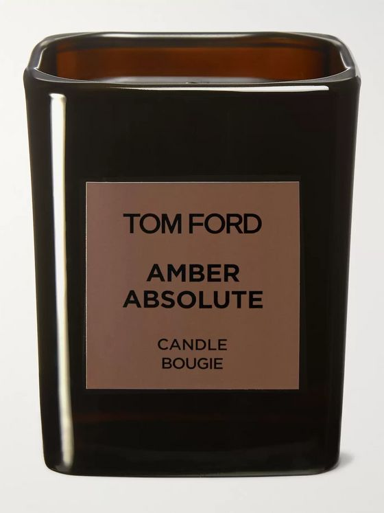 TOM FORD BEAUTY Amber Absolute Scented Candle, 200g
