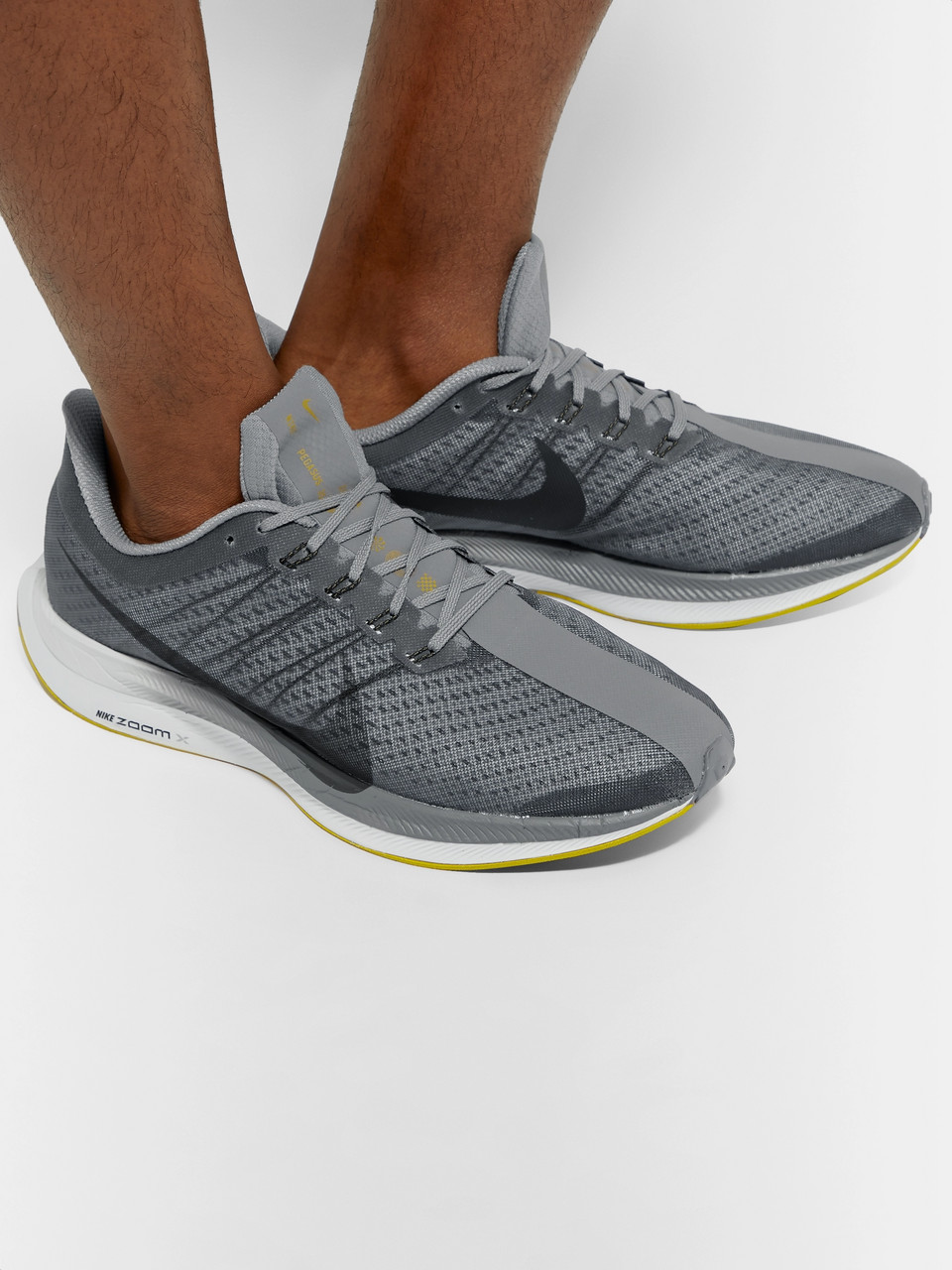 6abd46ab707 Nike Running Nike Air Zoom Pegasus 35 Turbo Mesh Sneakers