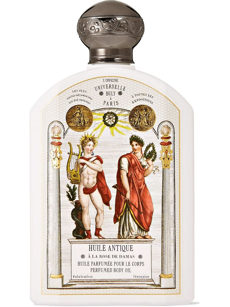 Buly 1803 Antique Damask Rose Body Oil, 200ml