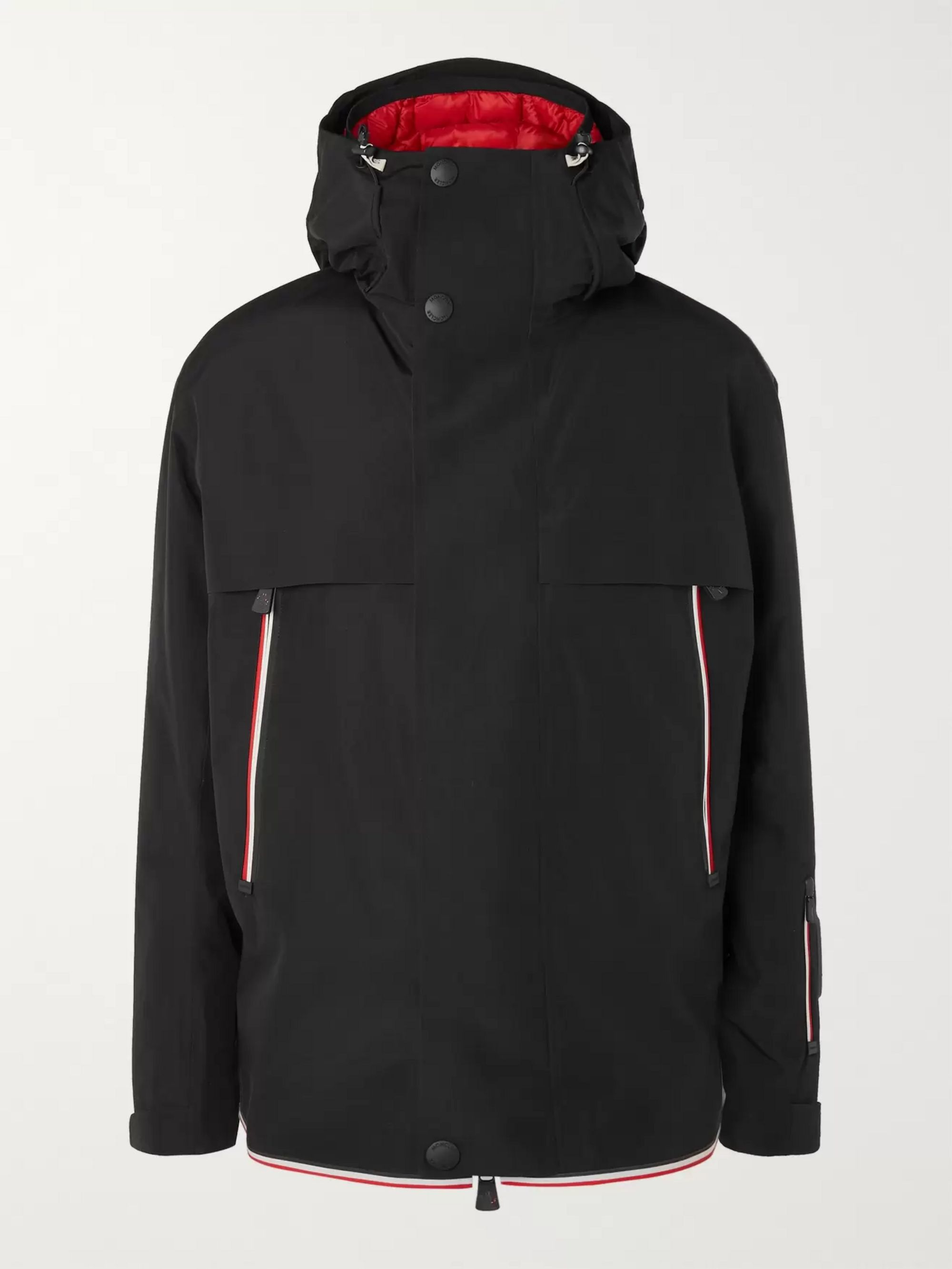 the latest f1c72 9a272 Miller Stretch-Twill Hooded Down Ski Jacket