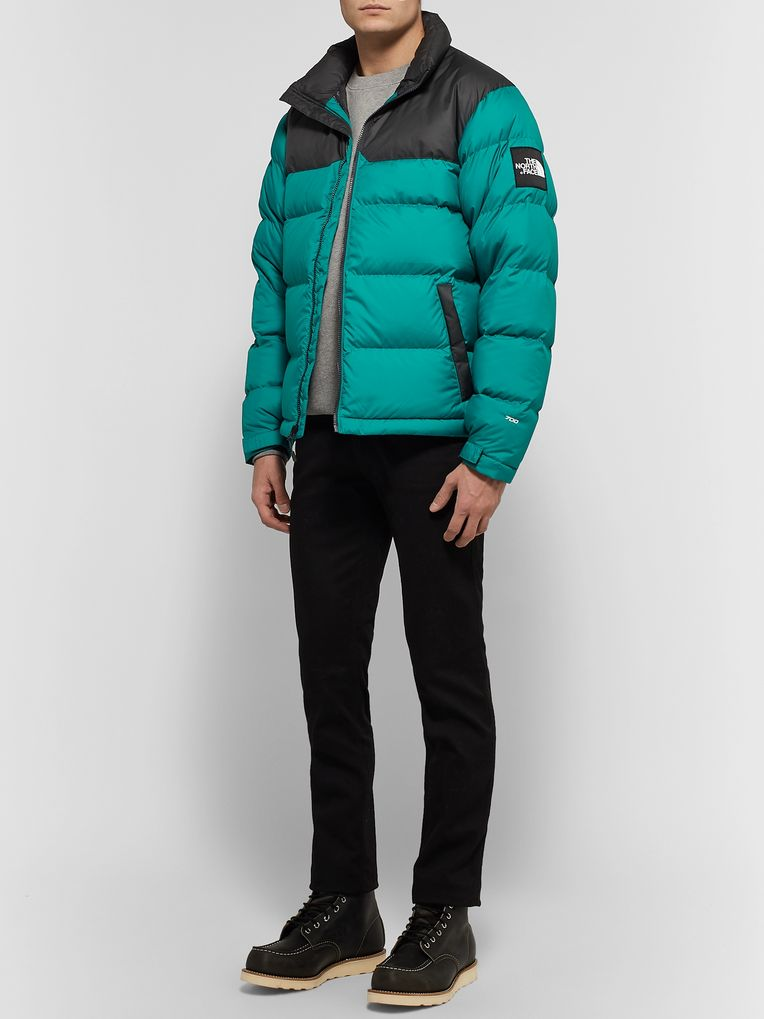 The North Face 1992 Nuptse Quilted Nylon-Ripstop Down Jacket