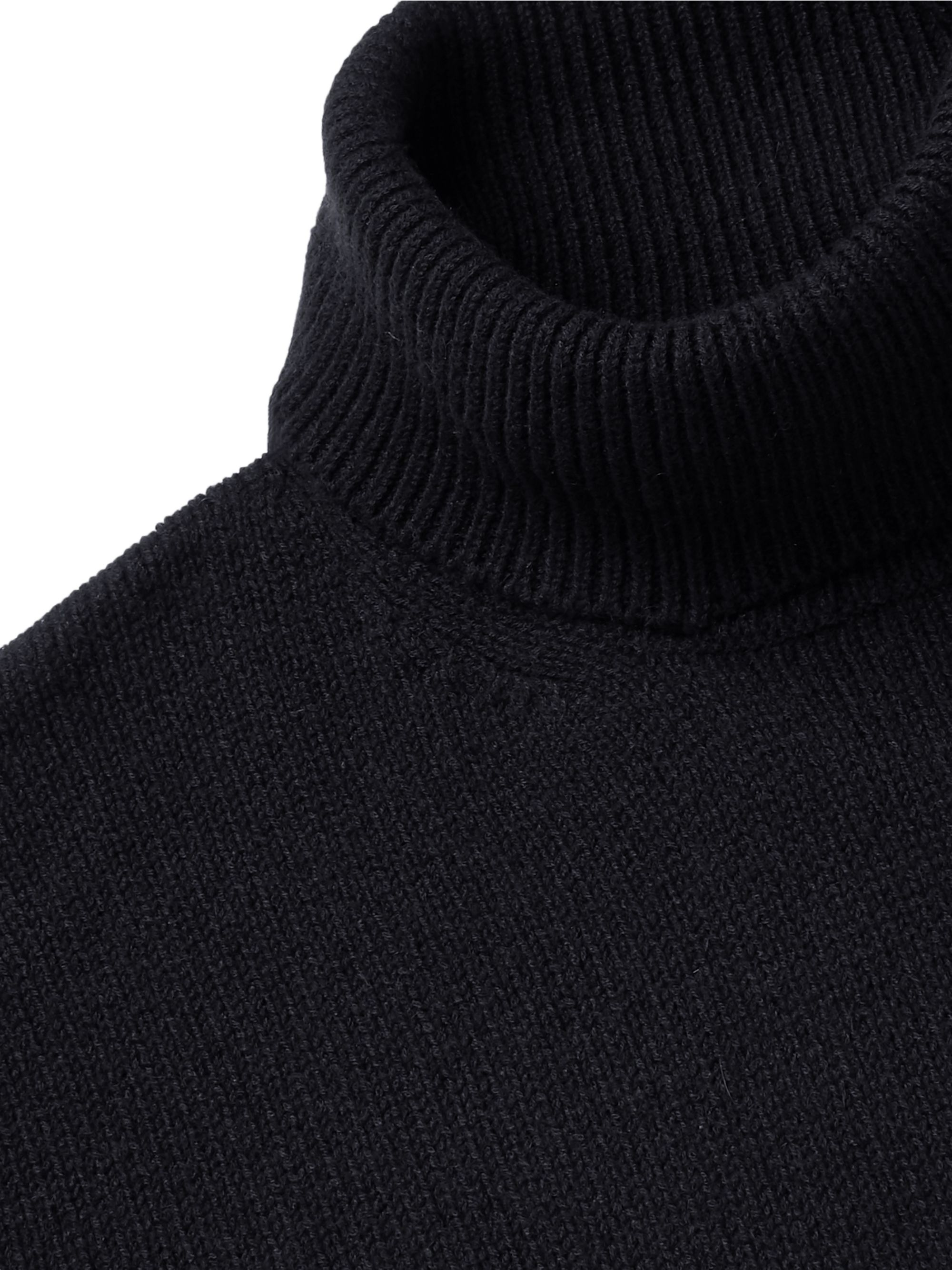Massimo Alba Watercolour-Dyed Cashmere Rollneck Sweater