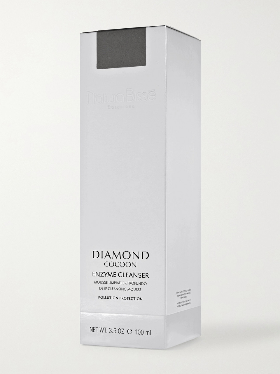 Natura Bissé Diamond Cocoon Enzyme Cleanser, 100ml