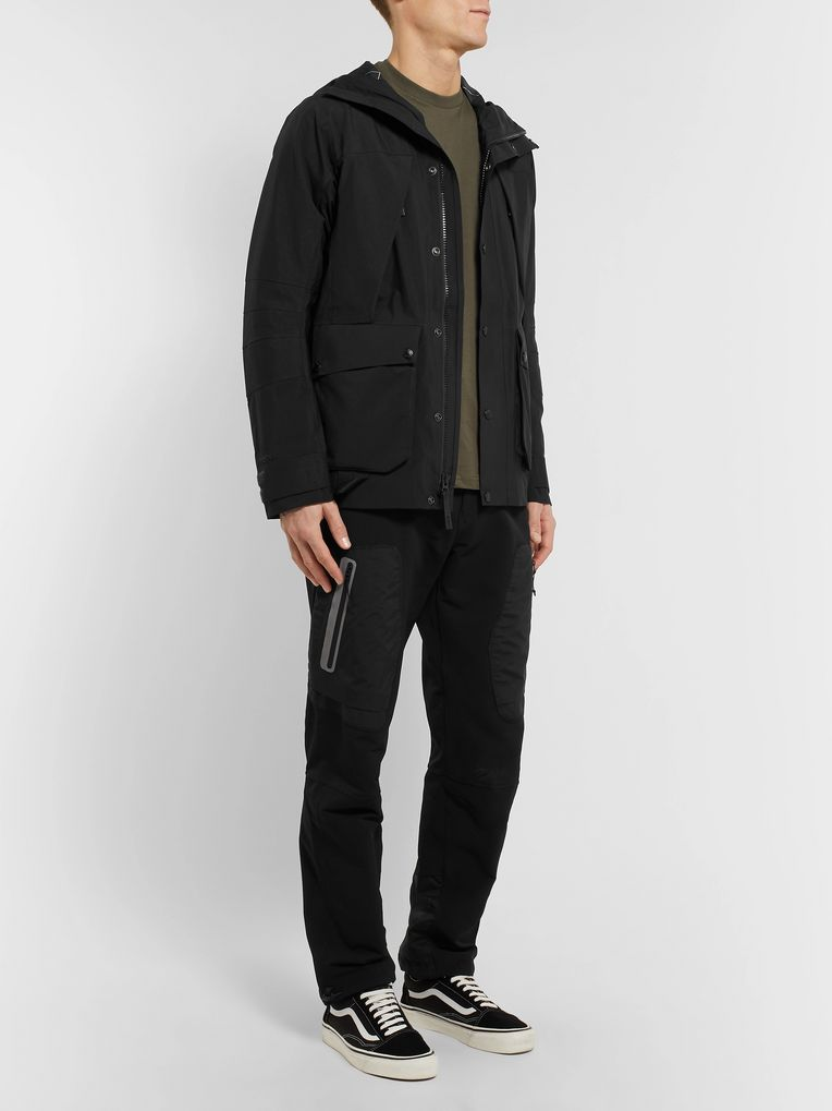 The North Face Black Series Urban Mountain Light GORE-TEX and Nylon Jacket