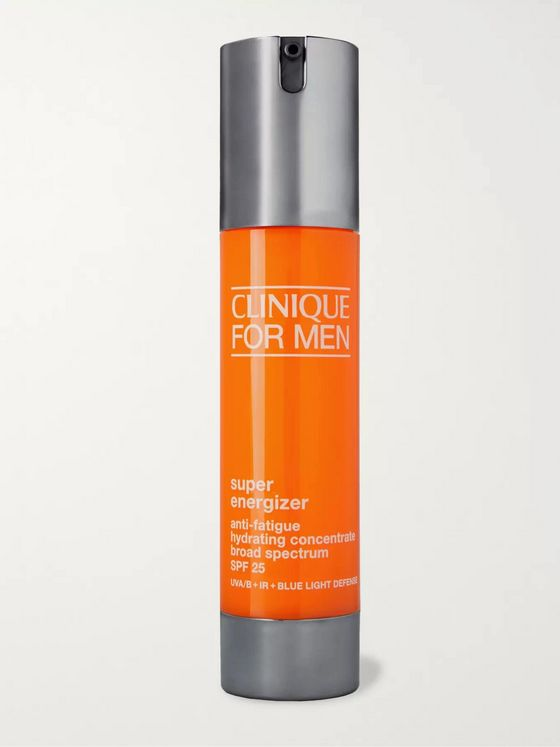 Clinique For Men Super Energizer Anti-Fatigue Hydrating Moisturizer SPF25, 50ml