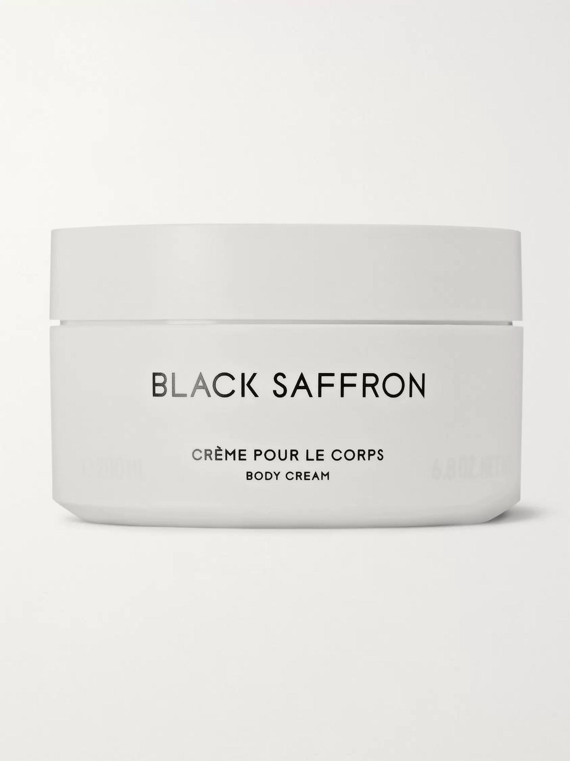 Byredo Black Saffron Body Cream, 200ml