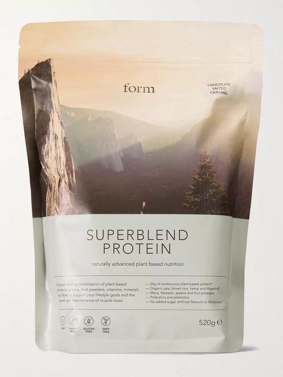 Form Nutrition Superblend Protein - Chocolate Salted Caramel, 520g