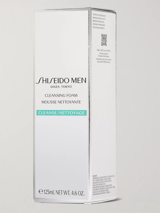 Shiseido Cleansing Foam, 125ml