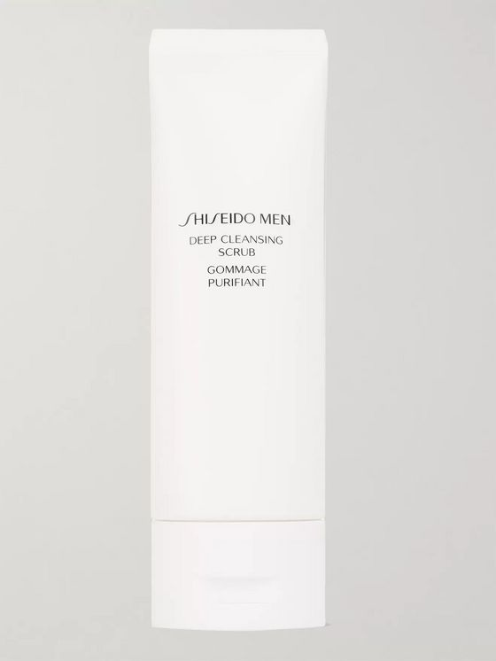 Shiseido Deep Cleansing Scrub, 125ml
