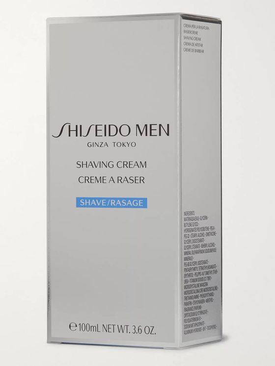 Shiseido Shaving Cream, 100ml