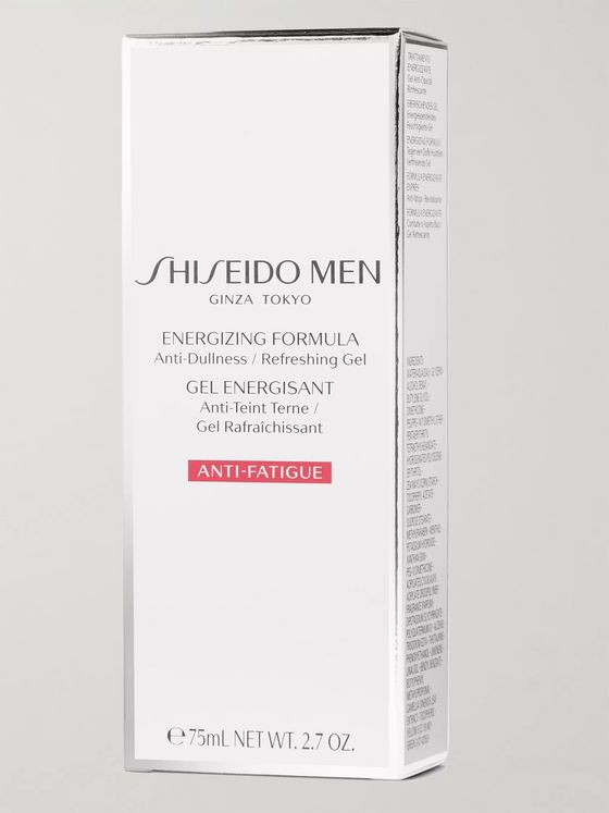 Shiseido Energizing Formula Gel, 75ml