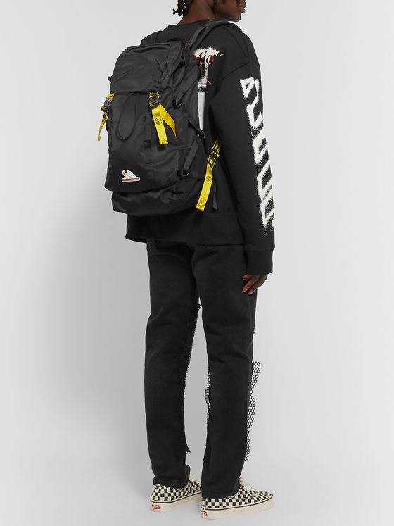 Off-White Equipment Nylon Backpack
