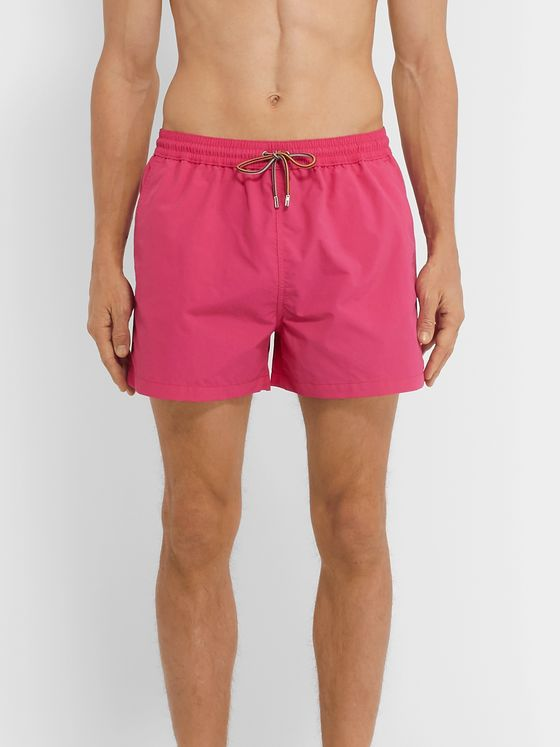 Paul Smith Short-Length Swim Shorts