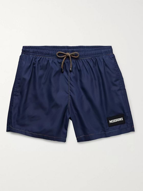 Missoni Mid-Length Swim Shorts
