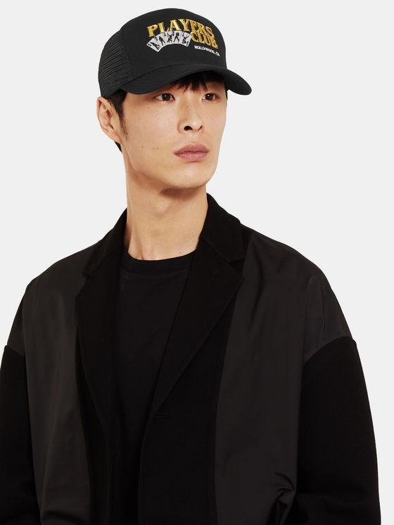 AMIRI Cotton-Twill Baseball Cap
