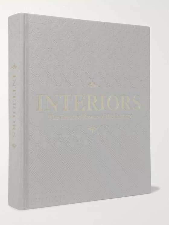 Phaidon Interiors: The Greatest Rooms of the Century Hardcover Book