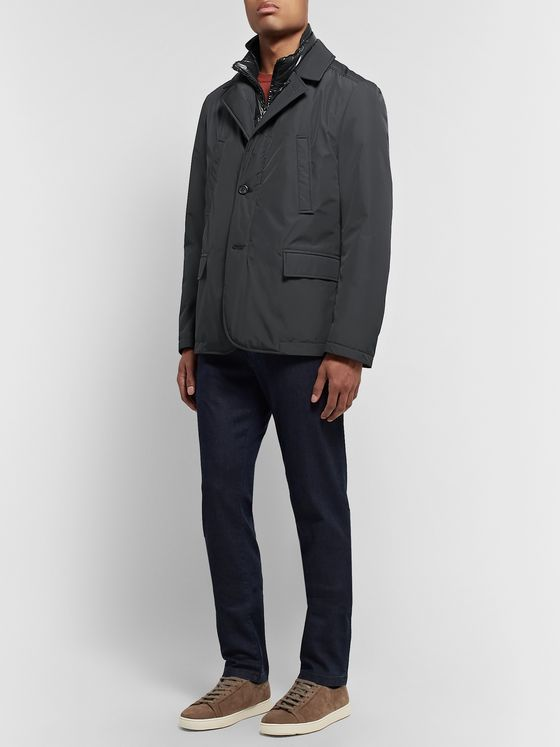 Canali Leaftec Down Jacket