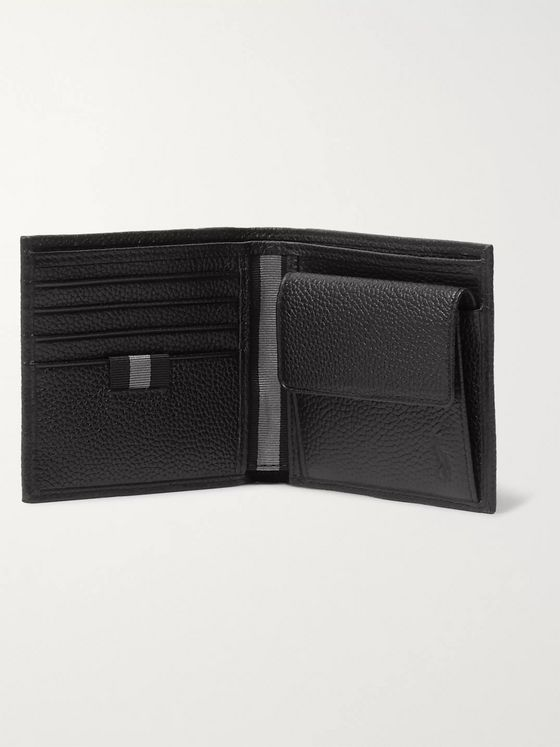 Polo Ralph Lauren Full-Grain Leather Billfold Wallet And Cardholder Gift Set