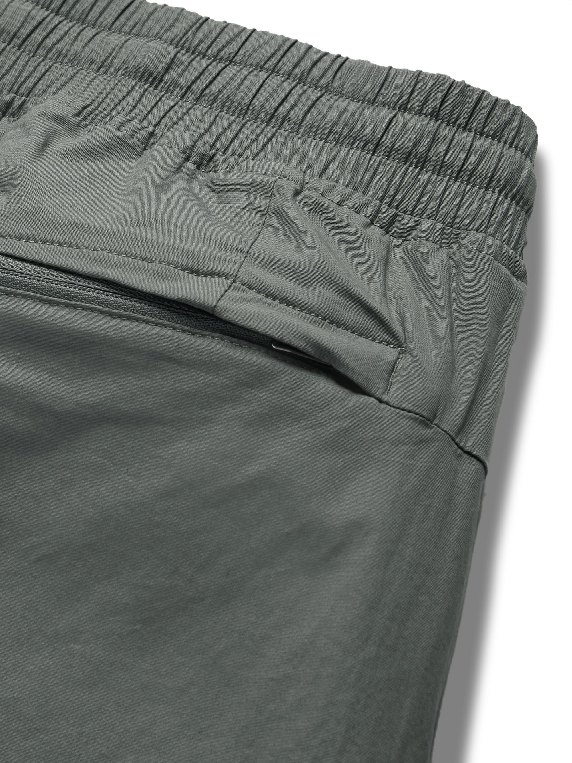 Lululemon Bowline Cotton-Blend Drawstring Shorts