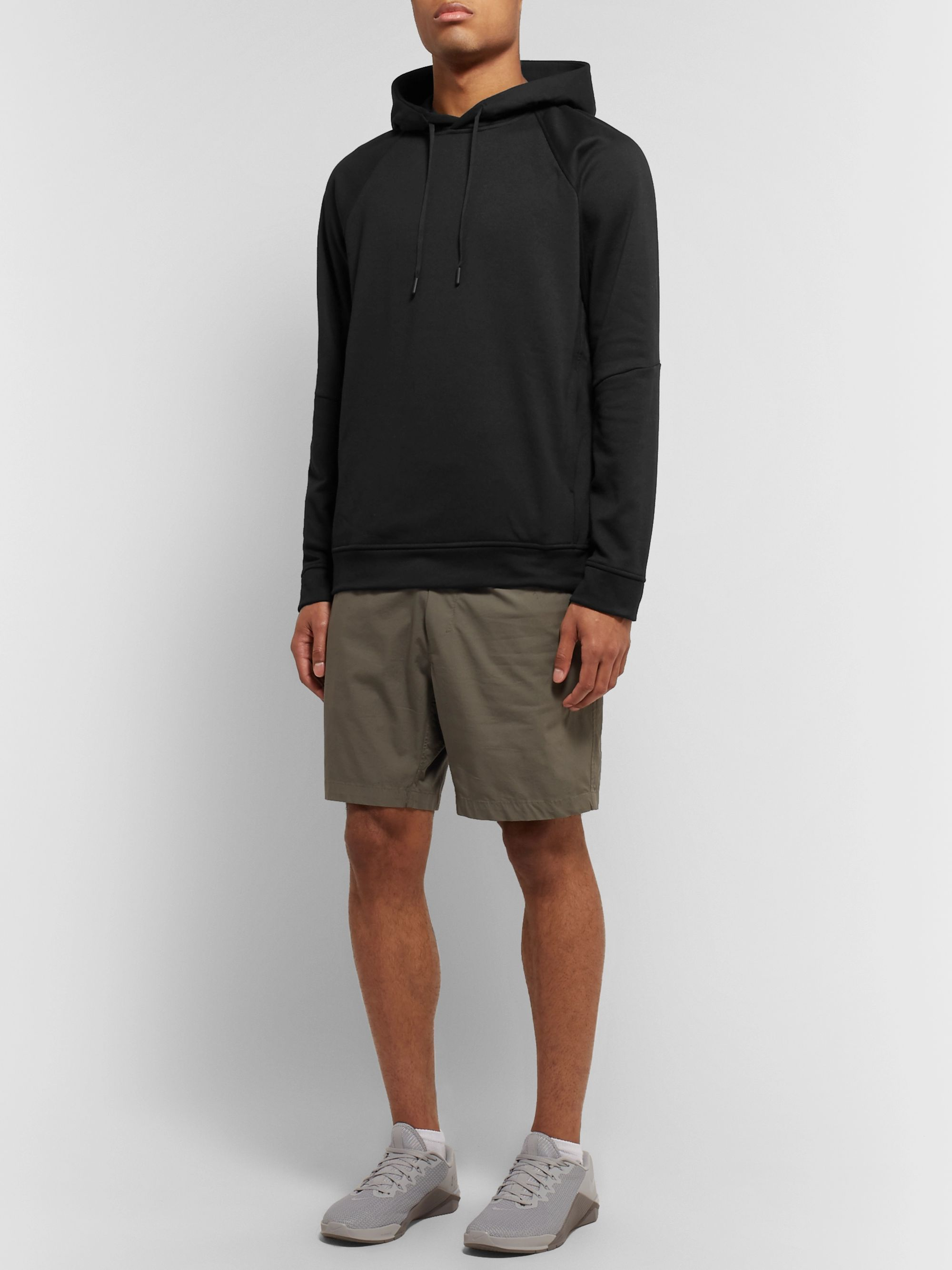 Lululemon City Sweat Thermo Tech Fleece Hoodie