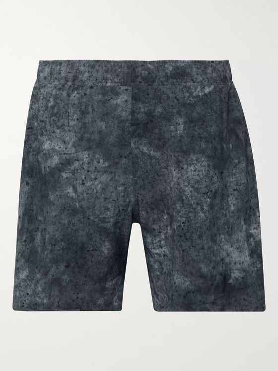 Lululemon Surge Tie-Dyed Swift Shorts