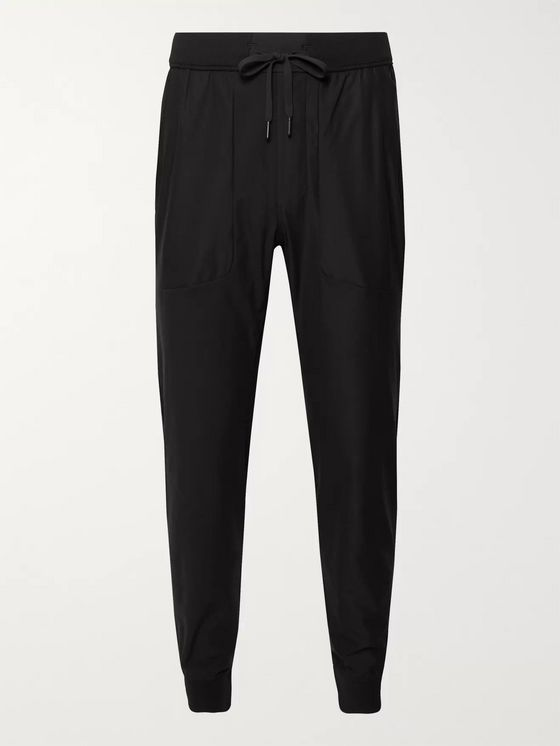 LULULEMON ABC Tapered Warpstreme Drawstring Trousers