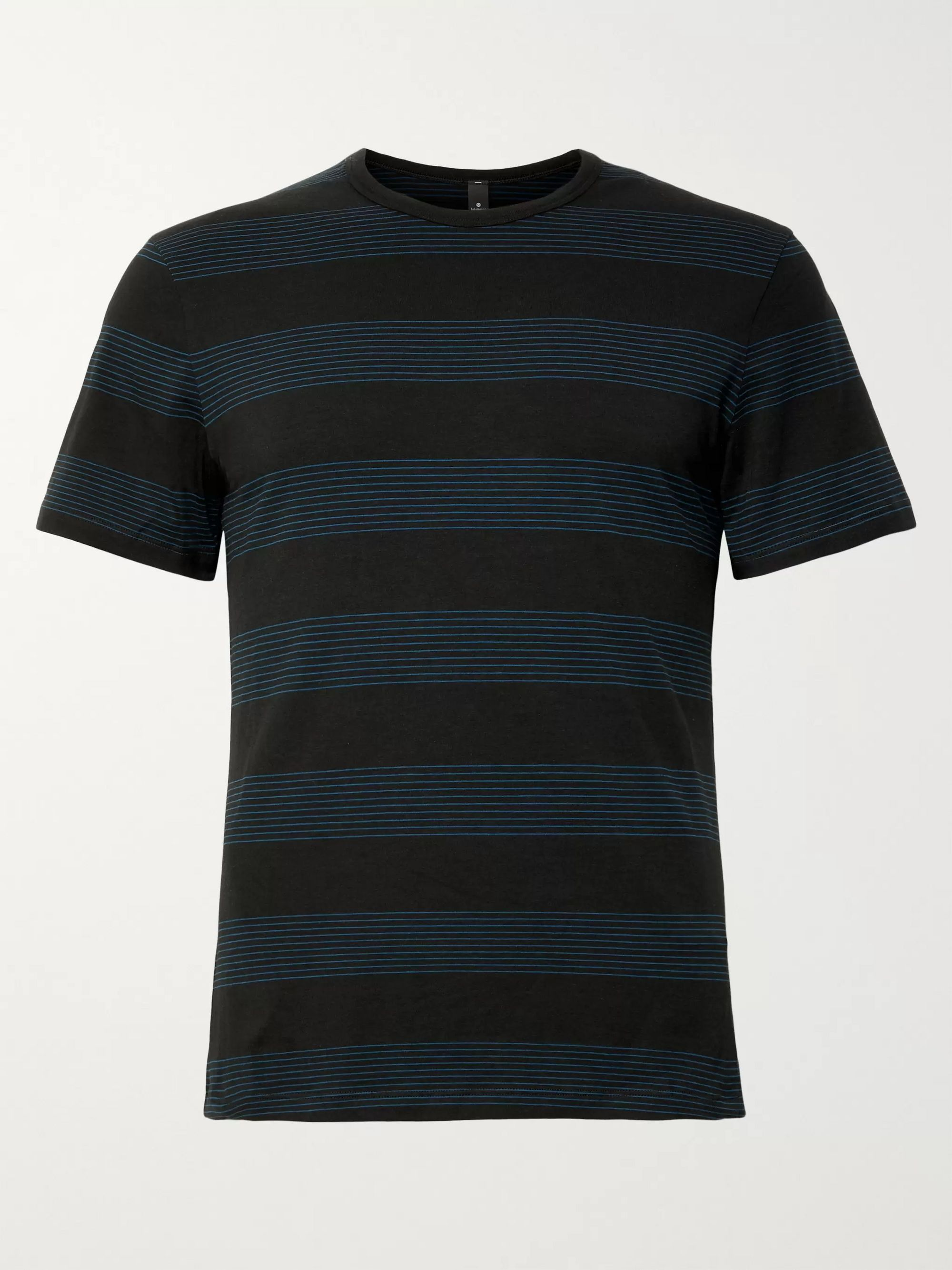 Lululemon 5-Year Basic Striped Vitasea T-Shirt