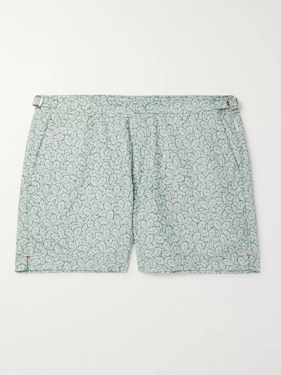 67e78d03a4 Orlebar Brown Setter Mid-Length Printed Swim Shorts